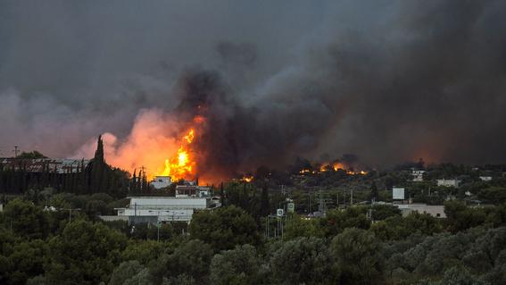 incendios grecia muertos 1