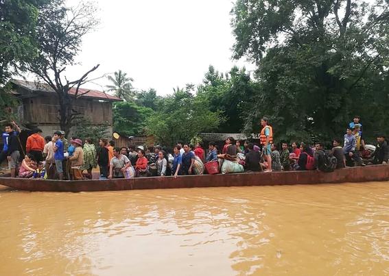 colapso de presa en laos deja cientos de desaparecidos 2