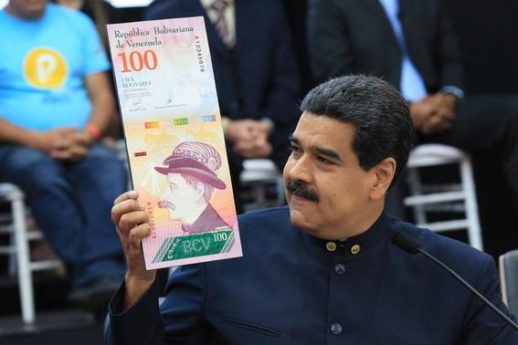 venezuela tendra hiperinflacion de un millon por ciento 1