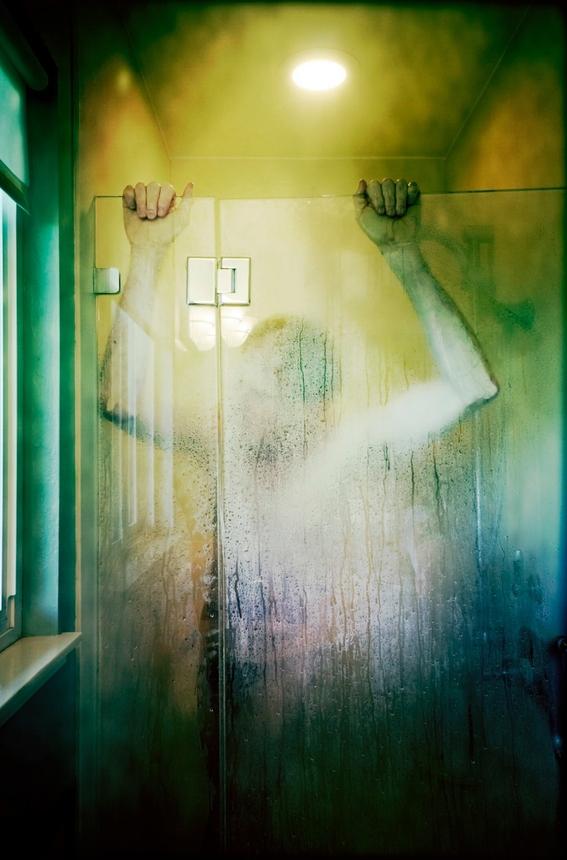 fotografias de mark richards sobre su tratamiento contra el cancer 10