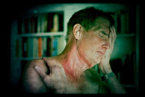 fotografias de mark richards sobre su tratamiento contra el cancer 7