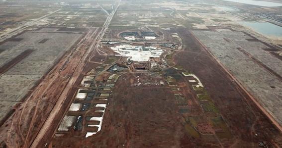 suspenden licitaciones del nuevo aeropuerto internacional de mexico 1