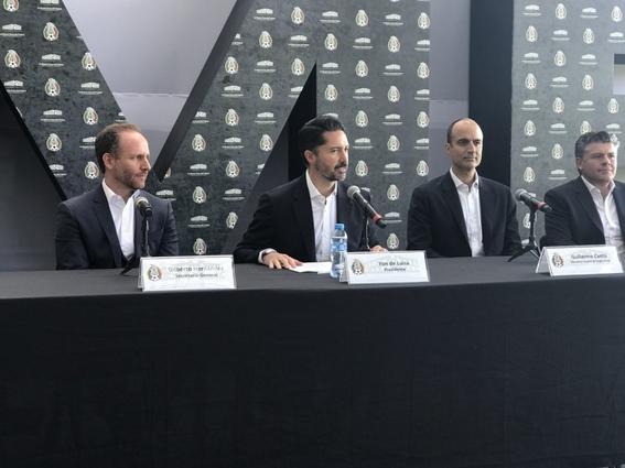yon de luisa es presentado como nuevo presidente de fmf 1