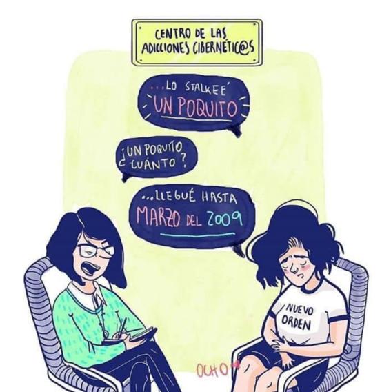 ilustraciones de chinaocho sobre sufrimiento amoroso 19