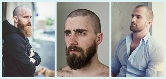 haircuts for balding men 6