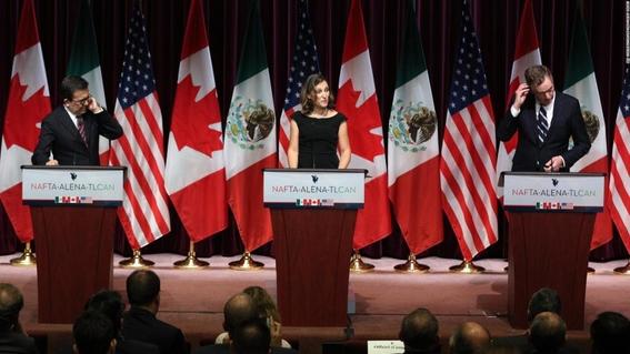 renegociacion del tlcan mexico estados unidos canada 1