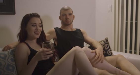 el juguete sexual femenino tan real como un hombre 2
