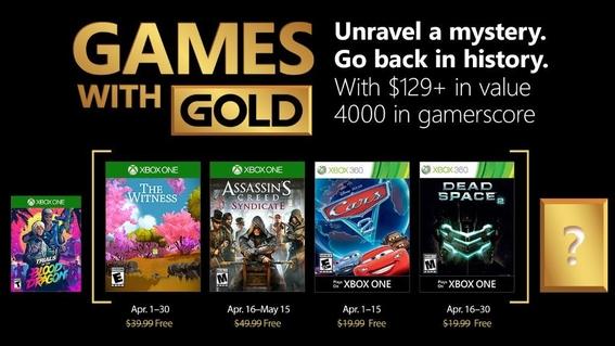 juegos gratis de agosto 2018 en games with gold 2