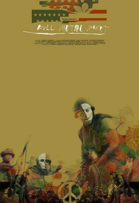 posters peliculas stanley kucbrick 7