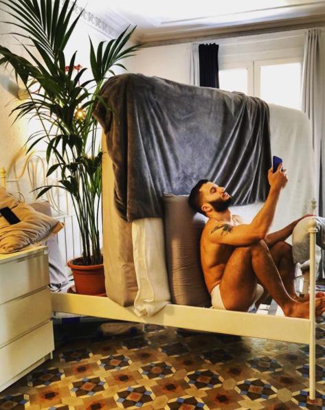 fotografias de dave sema sobre la intimidad de un hombre 12