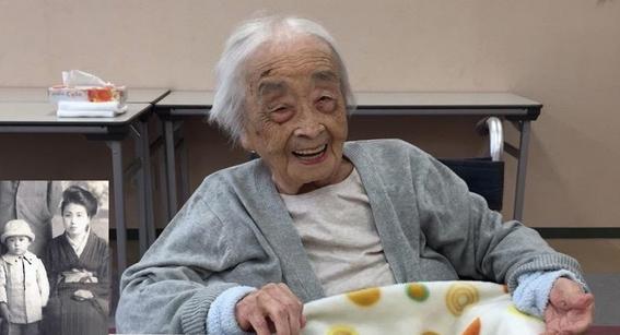 muere la persona mas vieja del mundo 1
