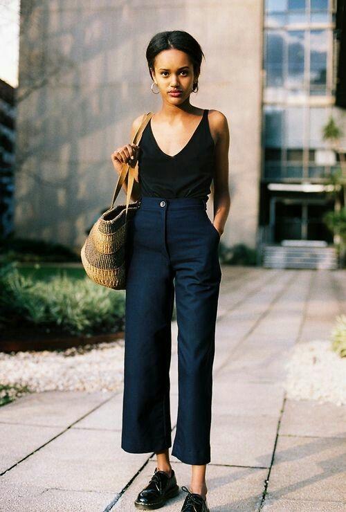 formas de usar culottes con estilo 1