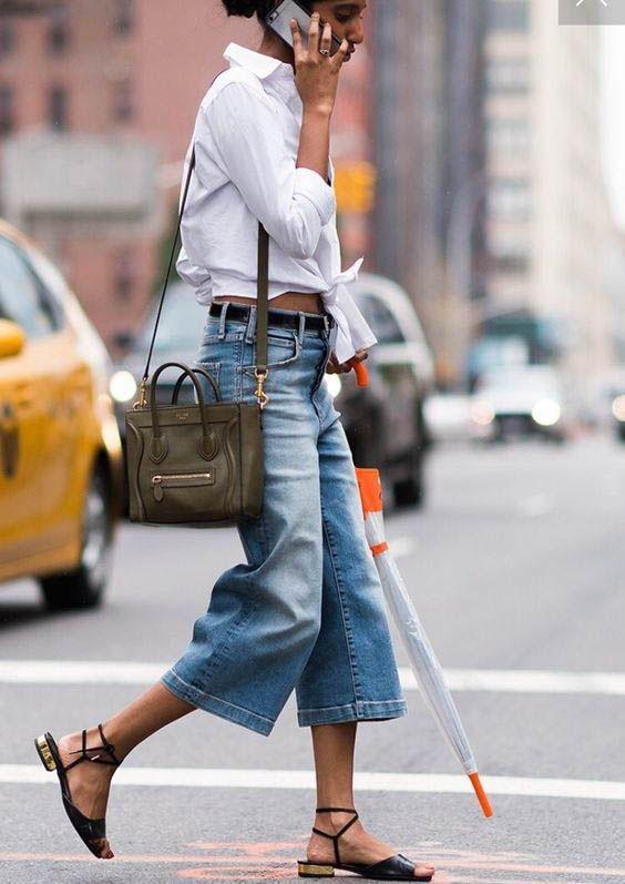 formas de usar culottes con estilo 2