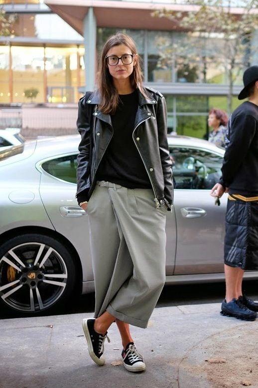 formas de usar culottes con estilo 4