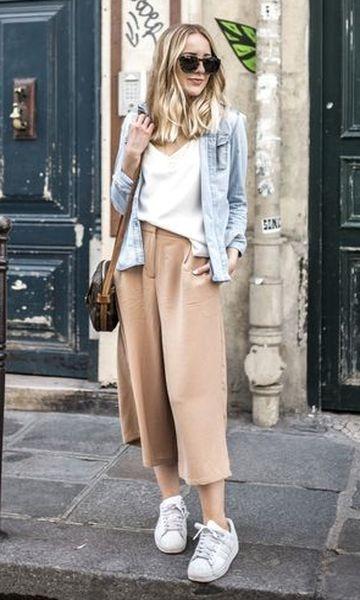 formas de usar culottes con estilo 5