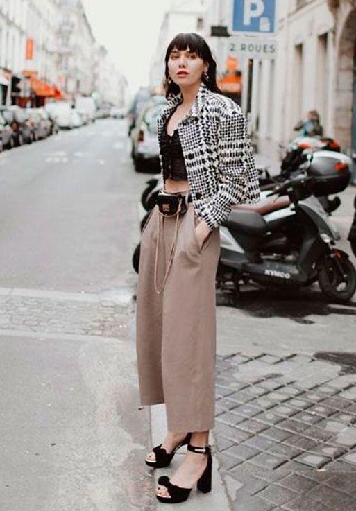 formas de usar culottes con estilo 7