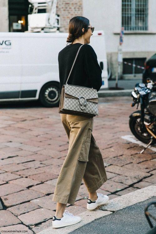 formas de usar culottes con estilo 8
