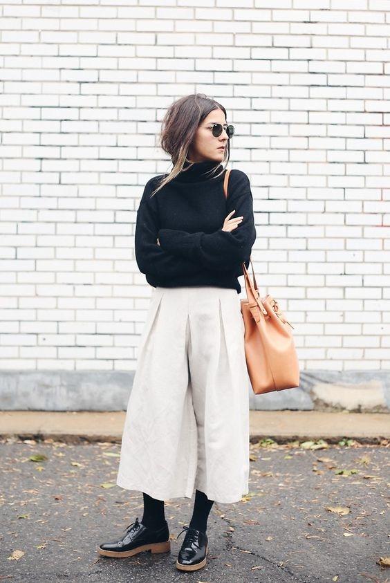formas de usar culottes con estilo 9
