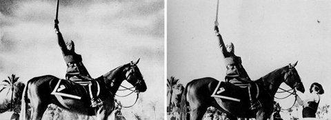 fotografias historicas famosas falsas que todos creimos reales 4