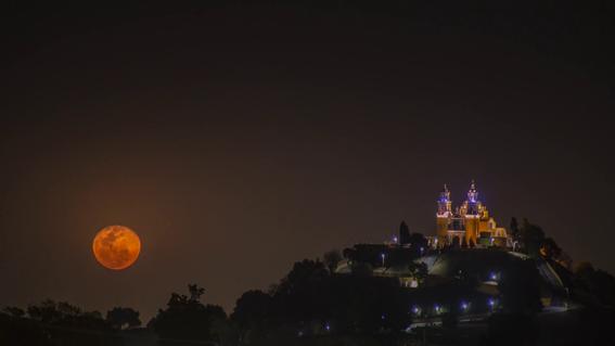 el super eclipse lunar de enero de 2019 que si podras ver 3