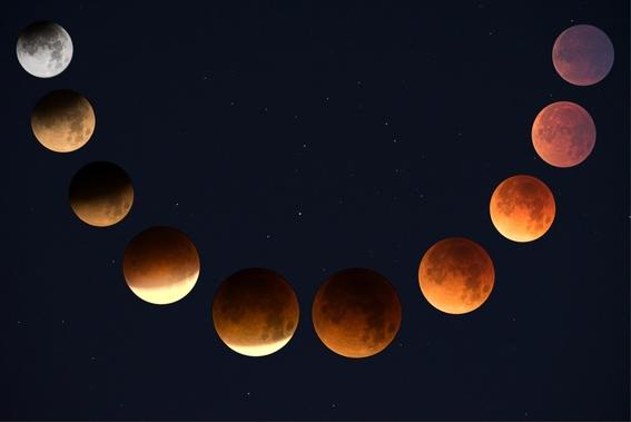 el super eclipse lunar de enero de 2019 que si podras ver 1