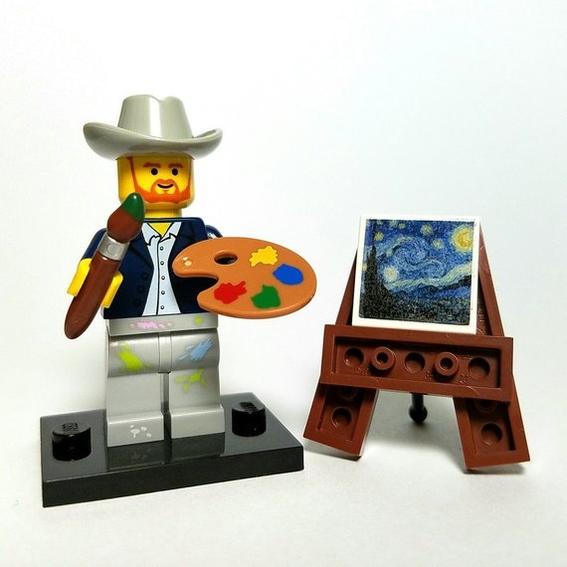 objetos inspirados en la obra de van gogh 8