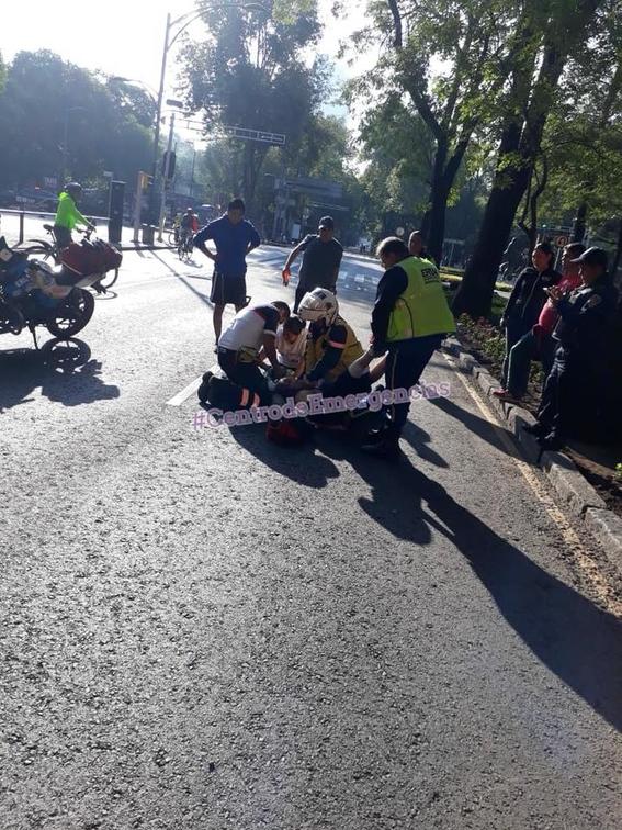muere corredor de un infarto en el medio maraton de la cdmx 1