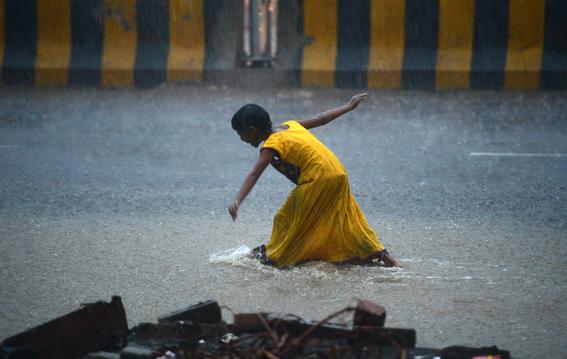 consecuencias de las inundaciones y lluvias en india 1