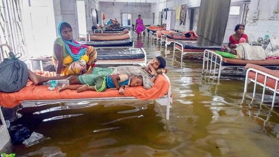 consecuencias de las inundaciones y lluvias en india 2