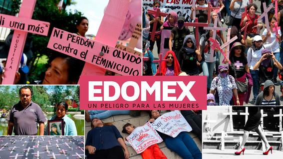 edomex es primer lugar en feminicidios del pais 2