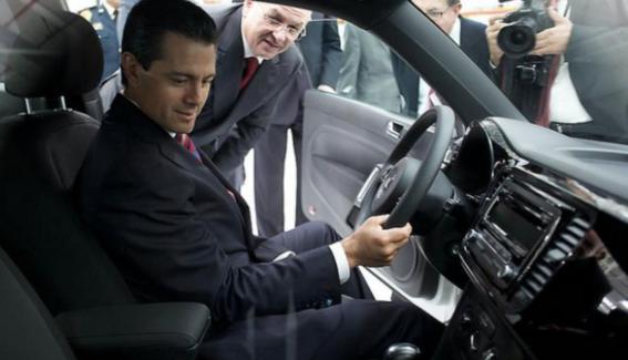 pena nieto gasto mas de 38 mil millones de pesos en vehiculos 4