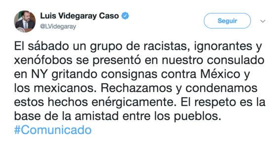 gobierno de mexico denuncia actos de racismo en consulado de nueva york 2