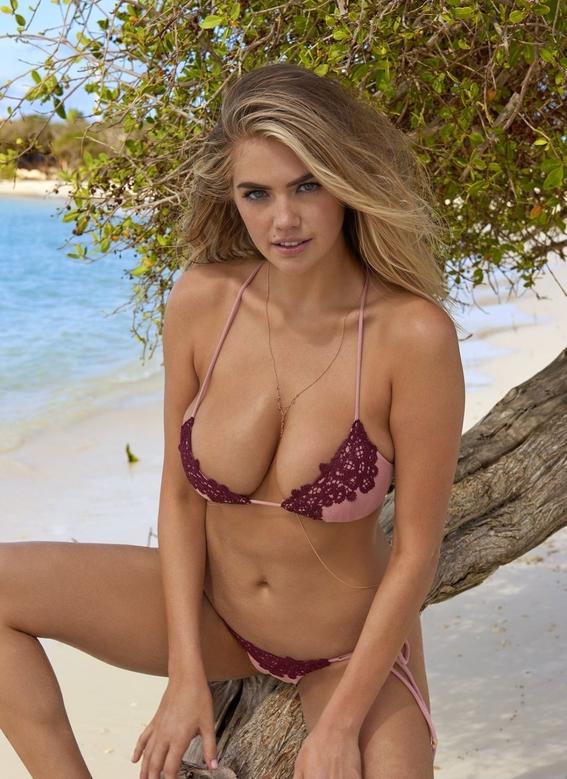 kate upton es la mujer mas sensual del mundo 1