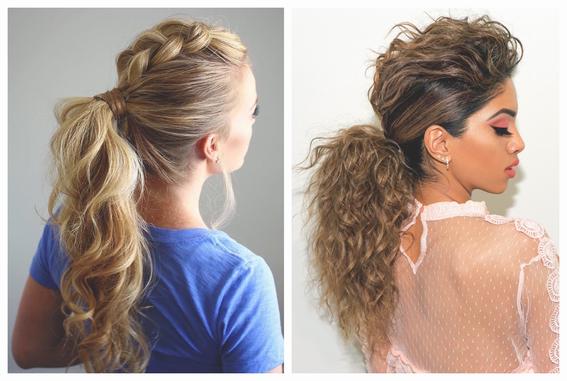 peinados para cabello chino que puedes intentar 2