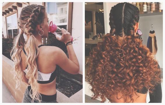 peinados para cabello chino que puedes intentar 5