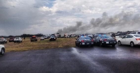 testimonio del accidente aereo de durango 3