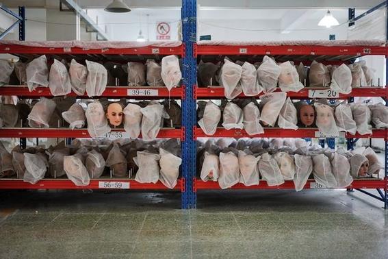 fotografias de una fabrica de munecas sexuales 1