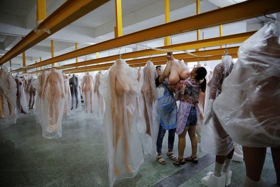 fotografias de una fabrica de munecas sexuales 5