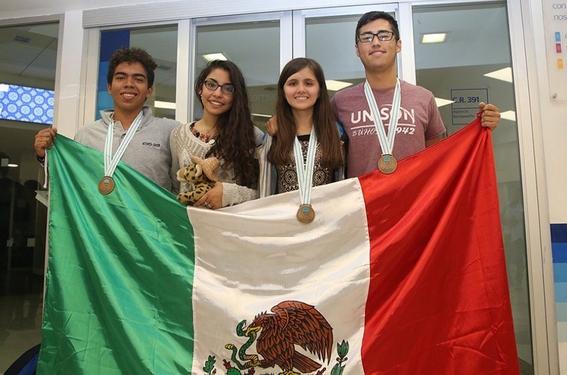 mexico gana cuatro medallas de bronce en olimpiada internacional de fisica 1