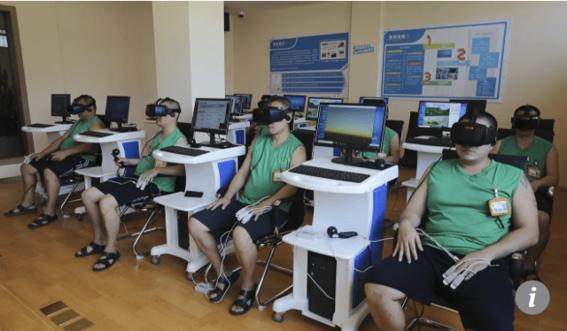 china usa realidad virtual para tratar la adiccion a las drogas 2