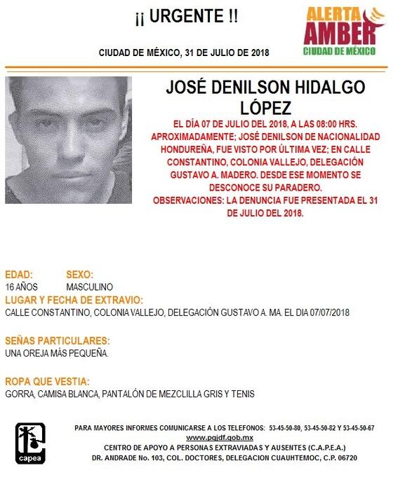 desaparecen tres menores centroamericanos en la cdmx 1