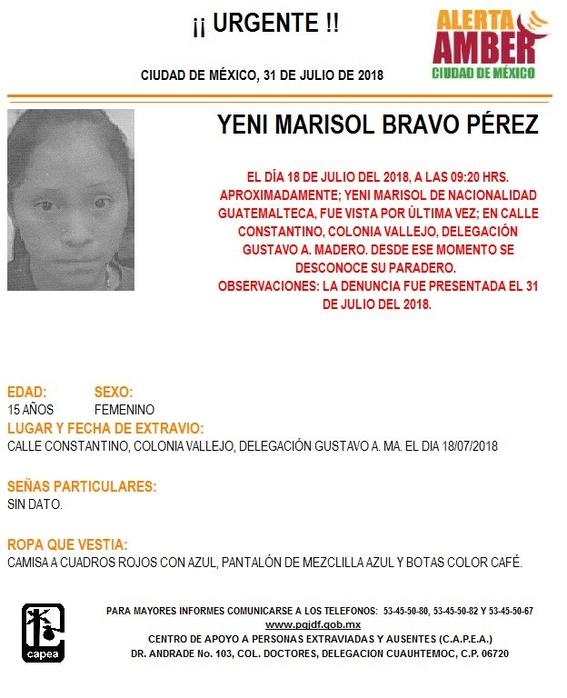 desaparecen tres menores centroamericanos en la cdmx 3