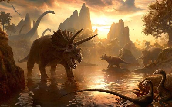 dinosaurios la historia de su extincion 4