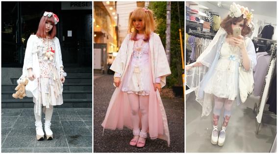 estilos de ropa de chicas japonesas 3