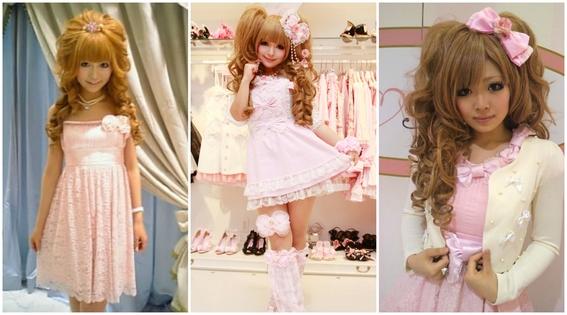 estilos de ropa de chicas japonesas 9