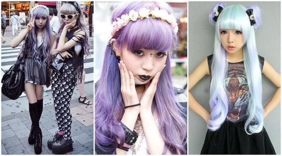 estilos de ropa de chicas japonesas 10