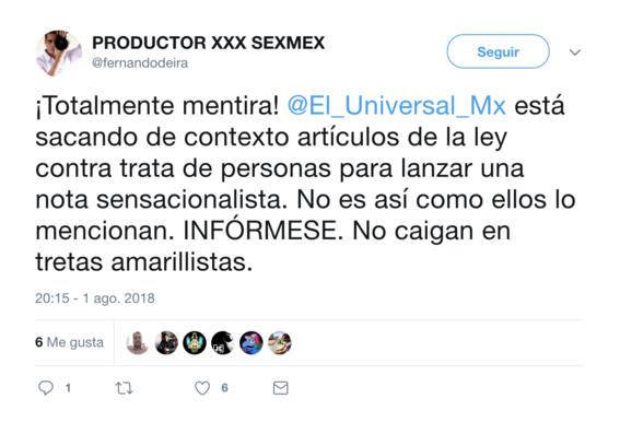 productor de sexmex opina sobre sancion a la pornografia como delito sexual 1