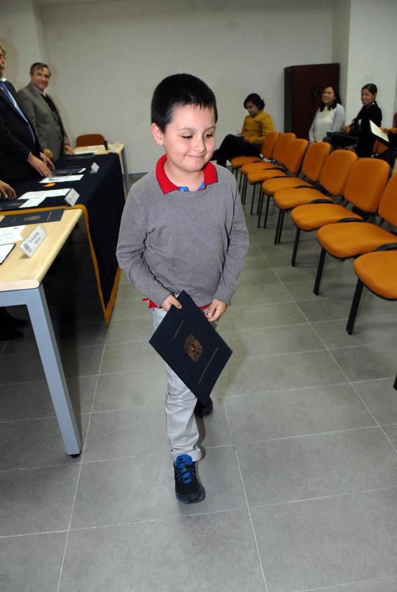 nino de 12 anos estudiara licenciatura unam 1