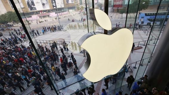 apple aumenta su valor a un billon de dolares 2