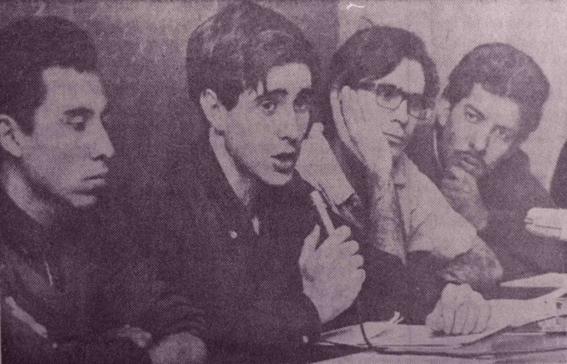 2 de agosto 68 estudiantes crean el consejo nacional de huelga 1